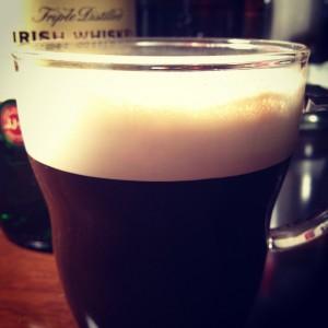 アイリッシュコーヒー